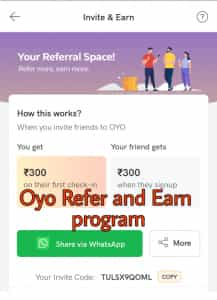 OYO Spin and win offer