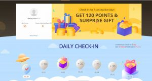Daily Check And earn