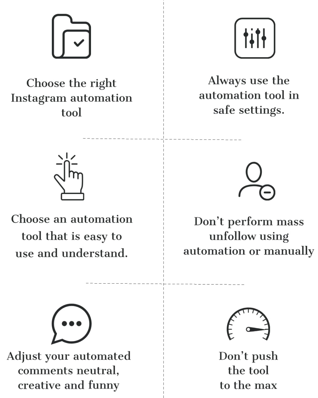 how to use instagram automation tool