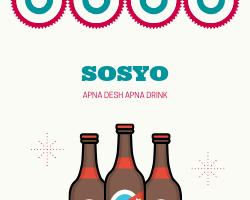 SOSYO indian drink