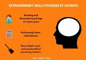 savant syndrome characteristics