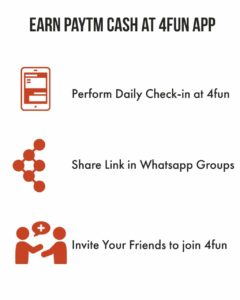 Refer And Earn at 4fun