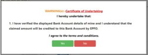 Approval How To Withdraw PF Online With UAN