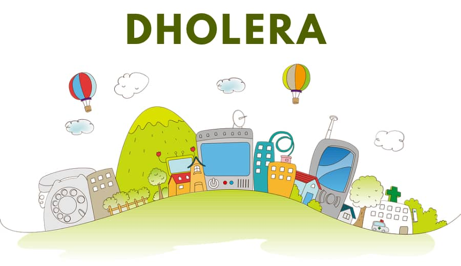 Dholera Smart City | 8 Impressive Features Of Dholera City