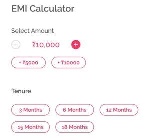 Emi Calulater 1
