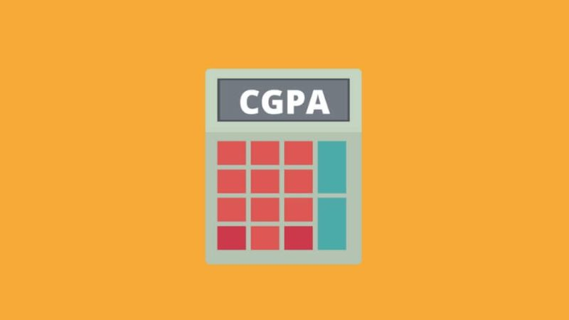 How To Calculate CGPA