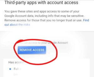 How To Remove Boxbe From Gmail step 4