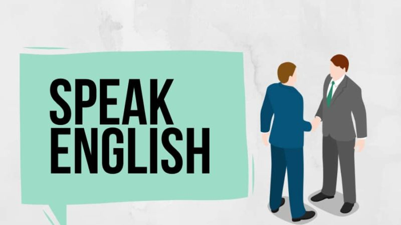 How To Speak English Confidently And Fluently