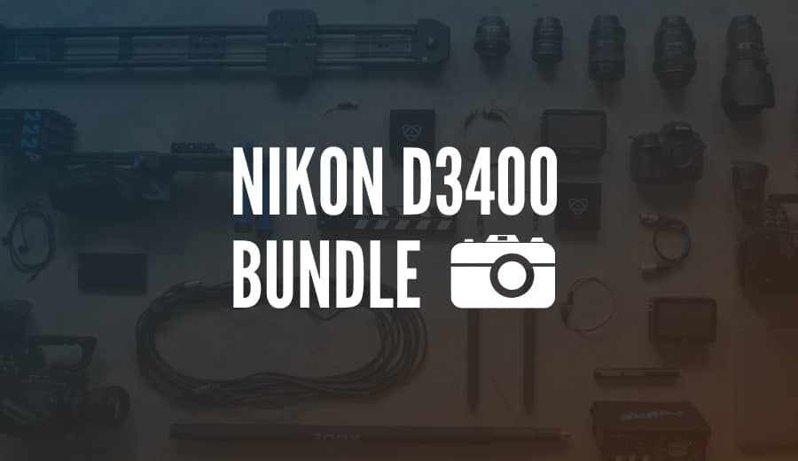 Nikon D3400 Bundle | Top 5 Bundle For Nikon D3400 | Budget Friendly
