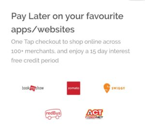 Pay On website
