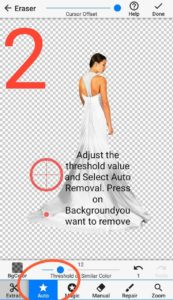 step 2 Tools To Merge Two Photos Into One