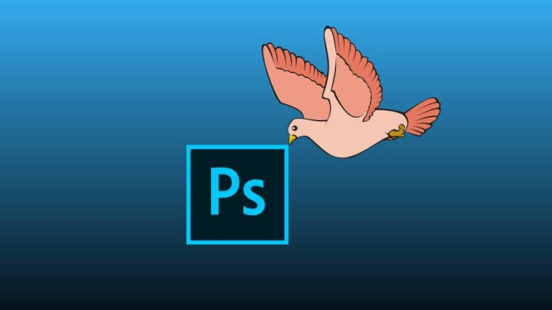 how to create a vector image in Photoshop