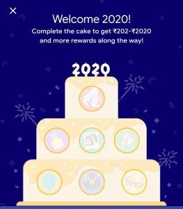 Google PAY 2020 Offer