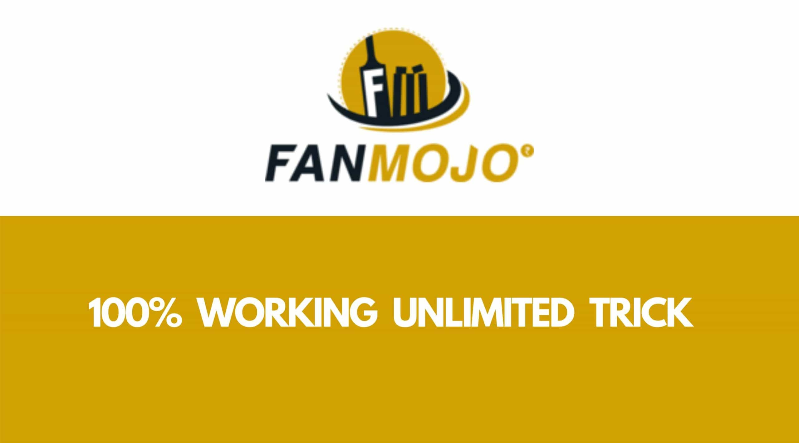 (₹1000) FANMOJO LOOT ONE DEVICE UNLIMITED TRICK