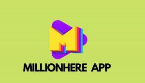 Millionhere Gaming App Unlimited Paytm Cash