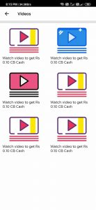 Make Loots Of Money By Watching Youtube Videos on databuddy App