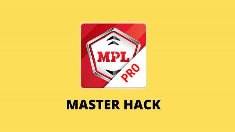 [Rs.1000] MPL PRO Gaming App Master Hack MPL Earning Trick 2020