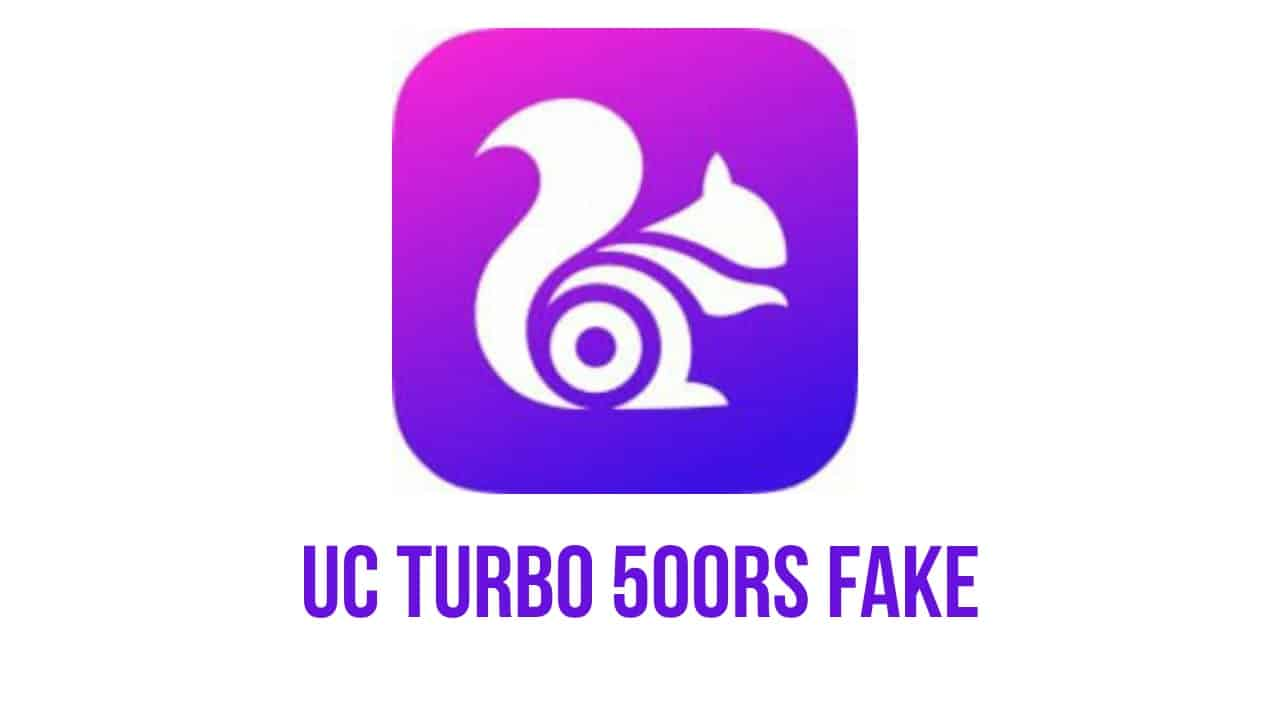 UC Turbo 500 RS Fake? UC Turbo 500 Paytm Cash Is Fraud?