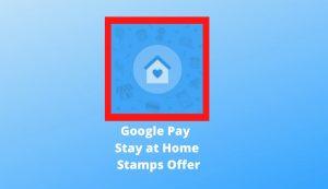 Google pay stamp offer