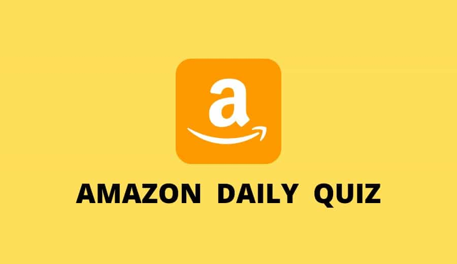 Amazon Quiz Today [Answers] Of 10th May | Win A Samsung Galaxy M20 Smartphone
